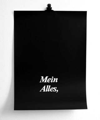 Mein Alles, 